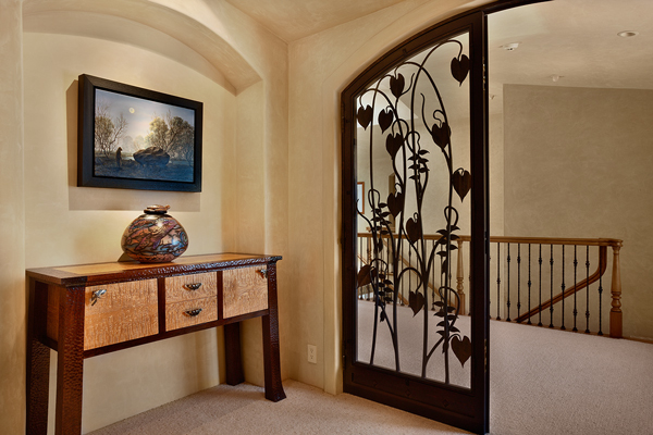 Entryway to Master Suite